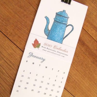 Free Calendars and Planners