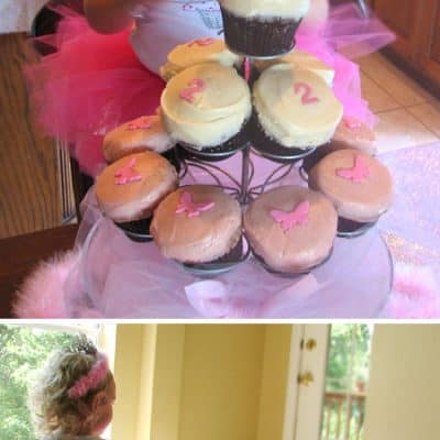 Dress-Up Tea Party – 2nd Birthday Party Ideas
