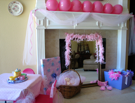 Dress-Up Tea Party - 2nd Birthday Party Ideas. LivingLocurto.com
