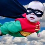Super Baby- Photoshop Tutorial