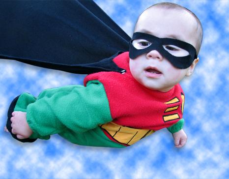 Super Baby ©LivingLocurto