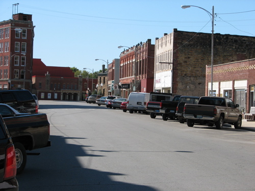 Oklahoma Small Town Tour