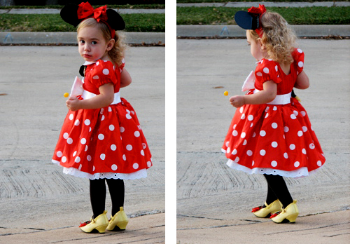 minnie mouse dress up shoes