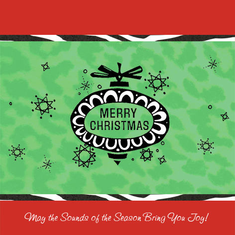 Free Printable Christmas CD Cover