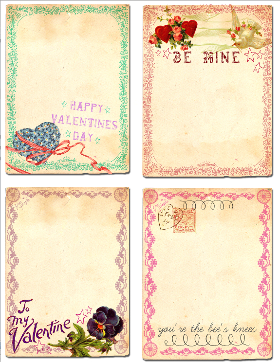 50 Cute Free Printables for Valentines Day – Free Printable Valentine Cards for Husband