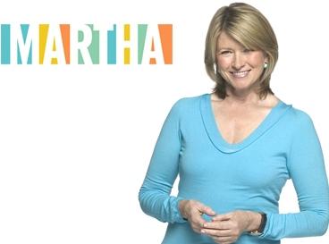 Martha picked me!