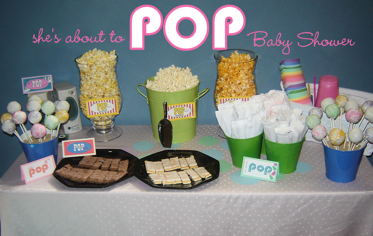 Baby Shower | Living Locurto ~ A DIY Crafts & Party Lifestyle Blog