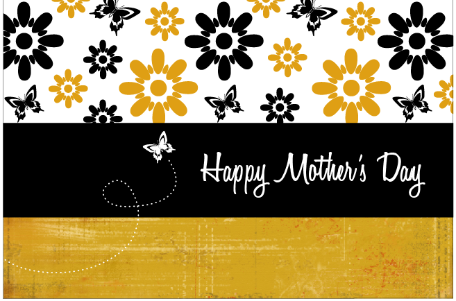 Free Printable Mother's Day Card and Gift Tags by Amy at LivingLocurto.com