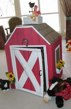 On the Farm Barnyard Birthday Party