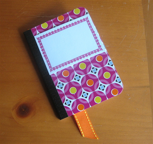 Mini Note Books Easy Craft & Gift Idea