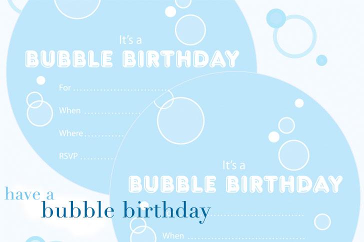 Bubble birthday invitations gallery coloring pages adult bubble birthday party invitations choice image invitation filmwisefo