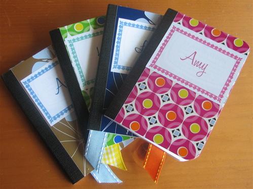 mini note books easy craft amp gift idea