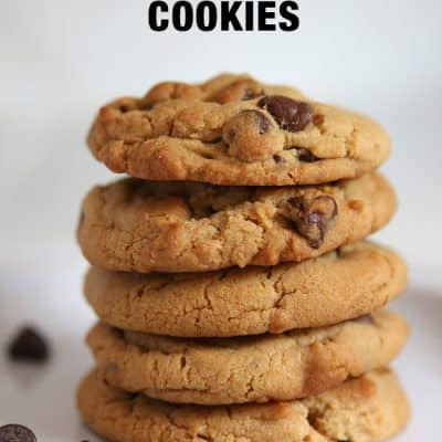 Softest Chocolate Chip Cookies Recipe
