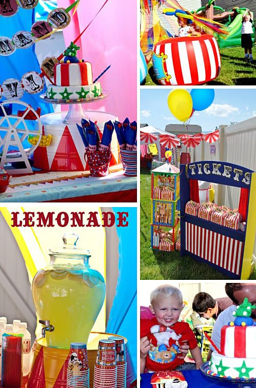 Circus Crafts For  Year Olds