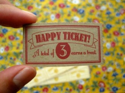 Happy Ticket
