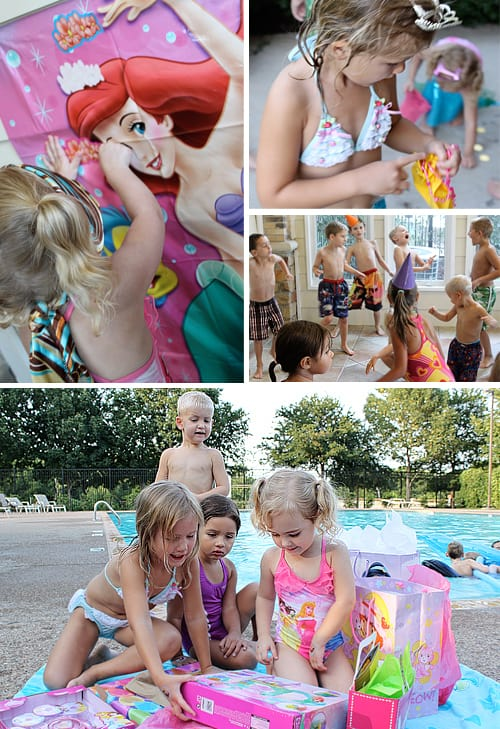 Cute Mermaid Party Birthday Ideas by Amy Locurto LivingLocurto.com