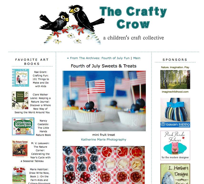 Crafty Crow
