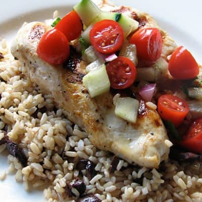Easy Summer Recipes – Weekly Meal Plan