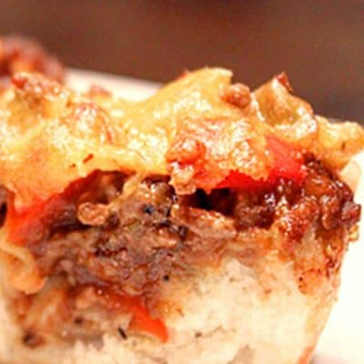 Barbecue Beef Pie