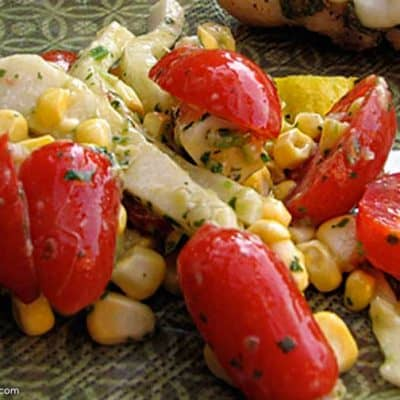 Corn and Avocado Salad Recipe