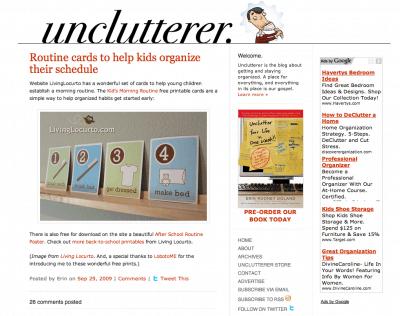 Unclutter.com
