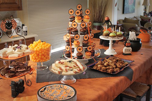 halloween party food ideas free party printables living