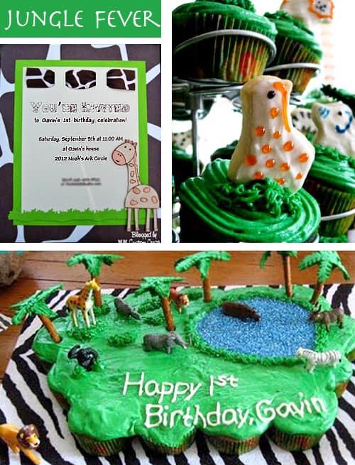 Jungle Party - Fun Kid Birthday Party Ideas
