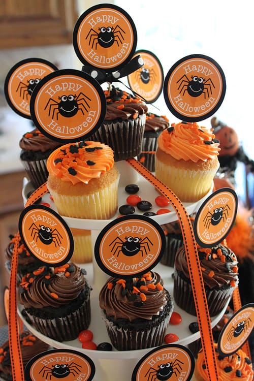 Halloween Party Food Ideas & Recipes