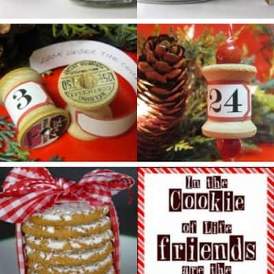 Easy DIY Christmas Gifts with Free Printables