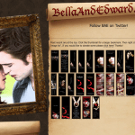 Free Printable Twilight Bookmarks
