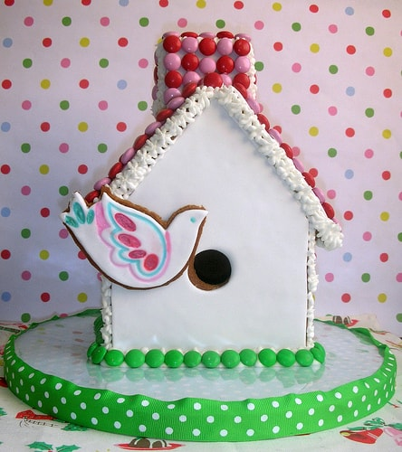Beach Themed Gingerbread House: Gingerbread Houses