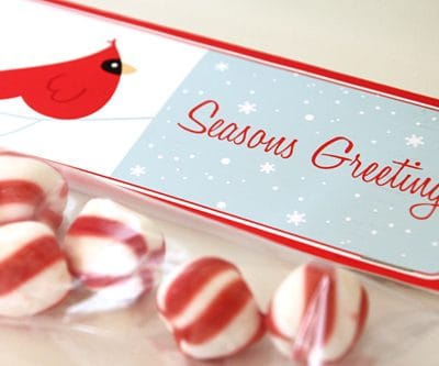 Holiday Printables – Cardinal Gift Pack