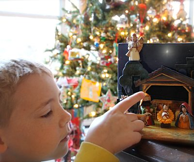 Holiday Traditions – Story in Photos