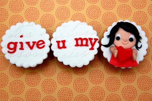 10 Valentine's Day Cupcake Ideas  - Love a cupcake