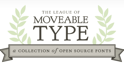 Free Fonts – Now that's a nice font!