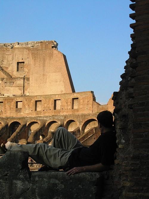 Rome Colosseum - LivingLocurto.com