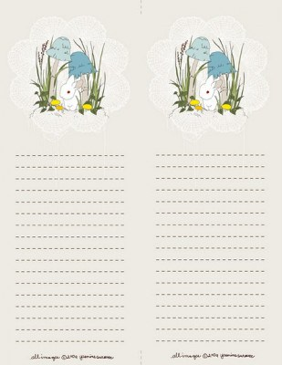 pretty free printable notes living locurto