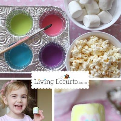 How to Make Edible Paint  – Indoor Craft Activity for Kids