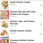 Martha Stewart iPhone App