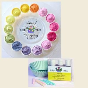natural food coloring