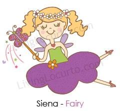 Fairy Birthday Party Printables by LivingLocurto.com