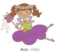 Fairy Birthday Party Printables by LivingLocurto.com