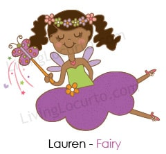Fairy Birthday Party Printables