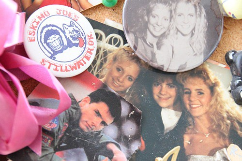 1980's Bulletin Board Memories from Amy Locurto. LivingLocurto.com
