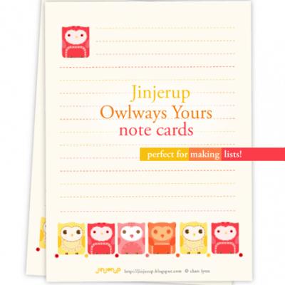Free Spring Printable Notes
