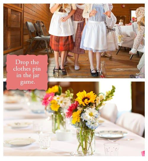 American Girl Pioneer Party & Free Printable Invitation