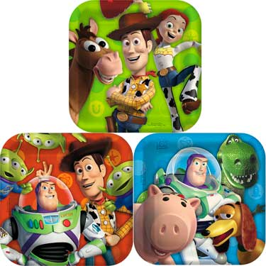 Toy Story Party Ideas With Free Printables Pack Plates
