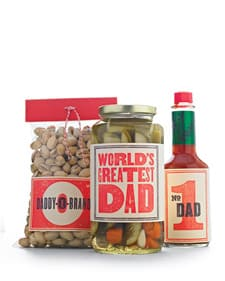 Free Printable Labels for Dad