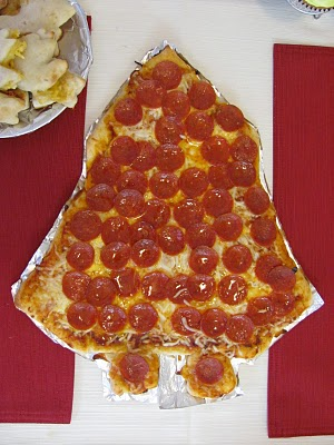 Toy Story Party Ideas - Buzz Lightyear Rocket Pizza