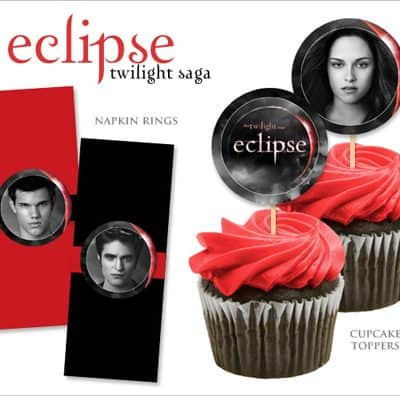 Free Twilight Eclipse Party Printables